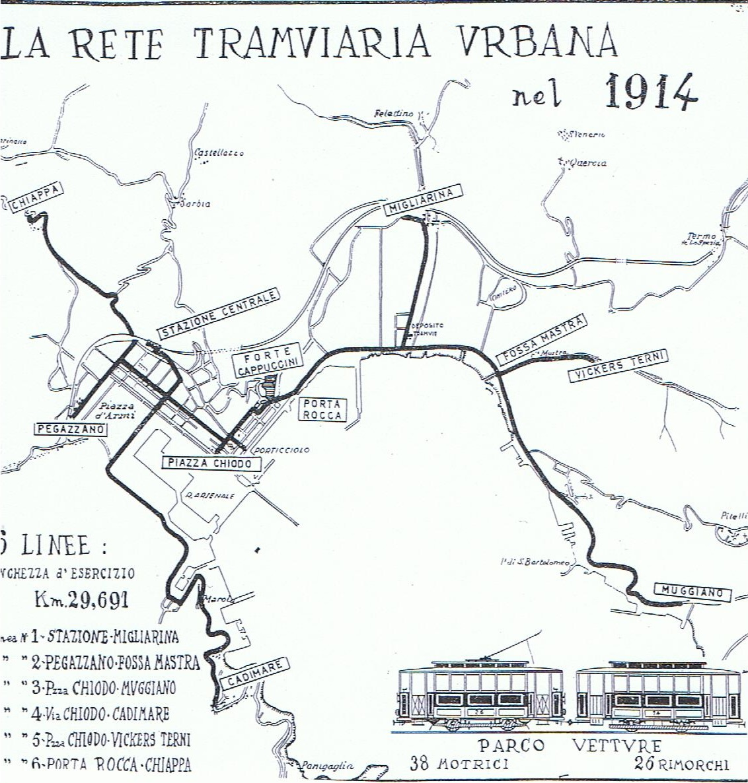 5- Linee Tramvia 1914 001